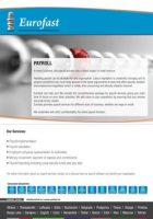 Eurofast Payroll leaflet