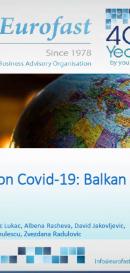 Webinar : Update on Covid 19 - Balkan countries