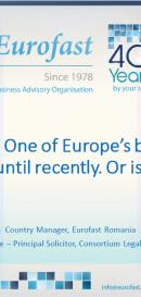 Webinar Romania 7_7_2020 - One of Europe's best kept secrets until recently. Or is it still?